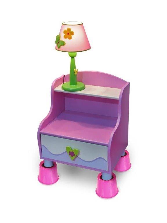 slipstick cb641 76mm 3 inch pink bed riser bed risers. Black Bedroom Furniture Sets. Home Design Ideas
